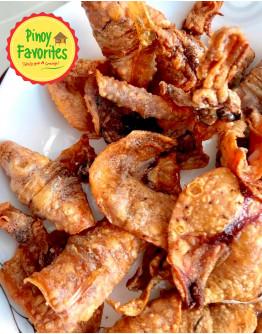 Skinless Dried Squid (Pusit)