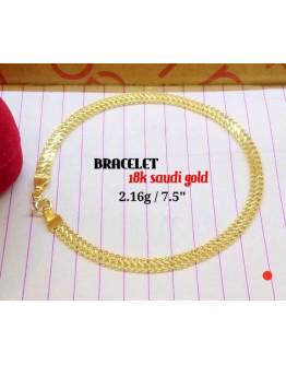 Bracelet checkout c/o Gold Shop