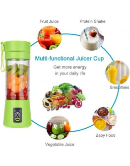 Thrive Portable Juice Cup Blender - Rechargeable Electric Fruit Juicer