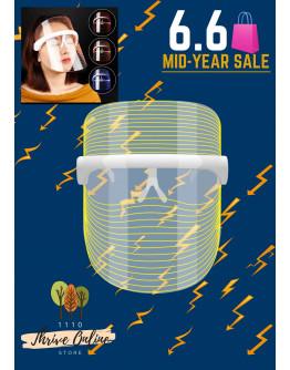 Thrive LED Light Therapy Face Shield Skin Rejuvenation