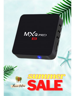 Thrive MXG PRO ANDROID TV BOX 1G-4K-8G