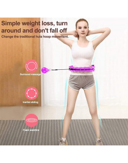 Thrive Smart Hula Hoop exercise - 2 in 1 Fitness body shaper