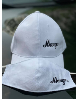Personalized Hat & Mask