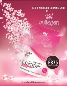 DR. VITA COLLAGEN with HYALURONIC ACID