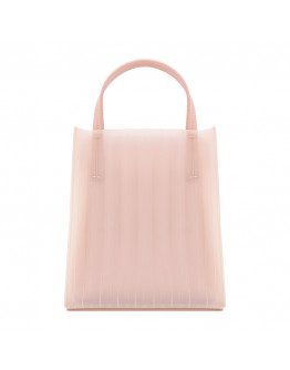 CHARLES & KEITH Translucent Tote Bag