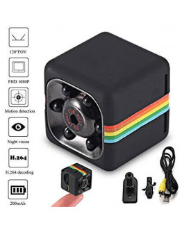 Mini HD Camera w/ Vision and Motion Sensor (Anti-Theft)