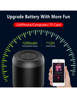 Mini portable Bluetooth speaker (Professional HIFI)