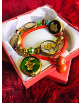 4in1 2021 LUCKY CHARM SET
