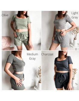 CROP TOP Terno (LIMITED STOCKS)