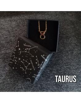 Zodiac Sign Necklace (TAURUS)