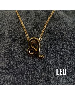 Zodiac Sign Necklace (LEO)