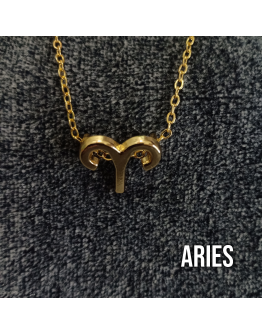 Zodiac Sign Necklace (ARIES)