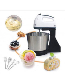 Hand Mixer With Bowl (FREE SHIPPING)