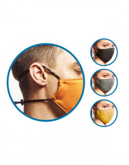 CORDED MASK 3-in-1