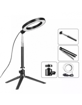 16cm Ring Light w/ Stand