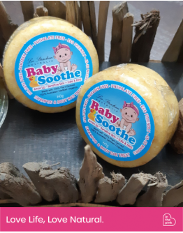 Baby Soothe Shampoo & Body Bar Treat