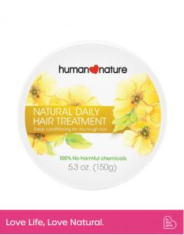 Human Nature Daily Hair Treatment 150g