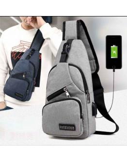 NEO Fashion Men's chest bag