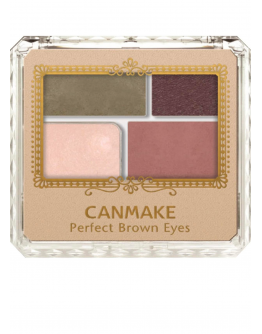 CANMAKE EYE SHADOW perfect brown eyes