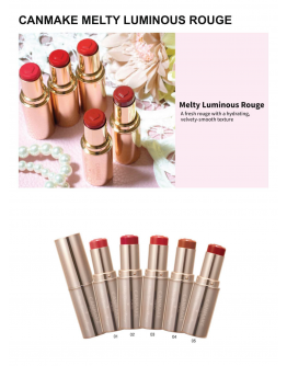 CANMAKE Melty Luminous Rouge 01