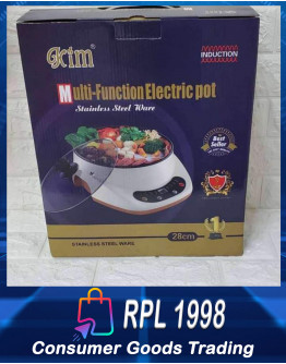 Multi- Function Electric Pot