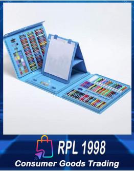 208 Pieces Color Set