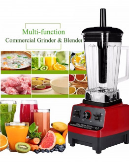 Multi- Functional Commercial Grinder and Blender
