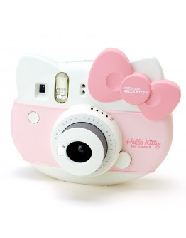 "Hello Kitty Fujifilm Instant Camera ""Cheki instax Mini"" Pink"