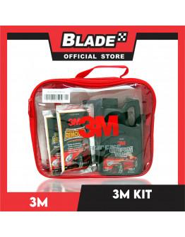 Blade 3M Car Care Kit Bundle