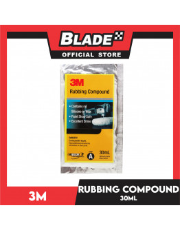 Blade 3M Rubbing Compound 30mL Sachet