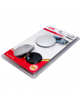 Blade 3R Blind Spot Mirror  (Silver)