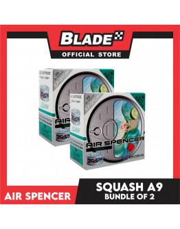 Air Spencer Car Air Freshener Can Squash A9/H25
