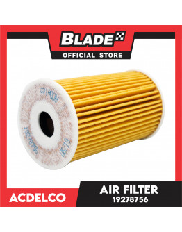 ACDelco Oil Filter for Hyundai Accent 13- CRDi, Kia Carens 13- 1.7L and Kia Soul 11-13 1.6L