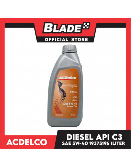 Blade ACDelco Advance Fully Synthetic Diesel