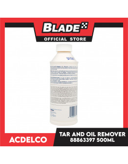 ACDelco Tar and Oil Remover 88863397 500ml