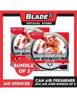 Air Spencer Car Air Freshener Can Joli Air A100