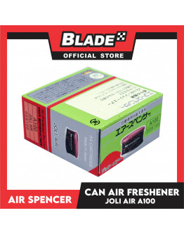 Air Spencer Car Air Freshener Can Joli Air A100 with Holder