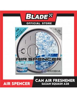 Air Spencer Car Air Freshener Can Sazan Squash A28