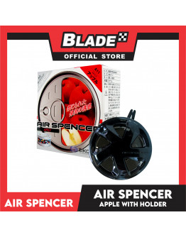 Air Spencer Car Air Freshener Can A11 Apple with Holder