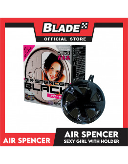 Air Spencer Car Air Freshener Can A51 Sexy Girl with holder