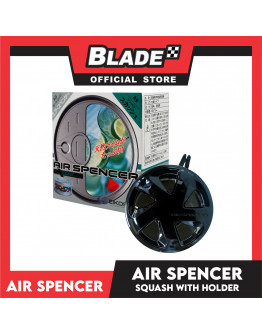 Air Spencer Car Air Freshener Can Squash with holder