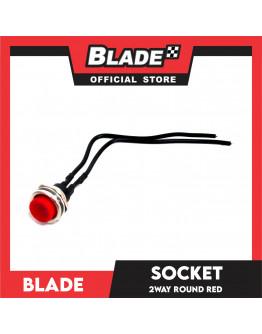 Blade 2-Way Round Switch