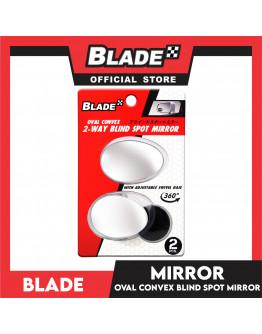 Blade Blind Spot Mirror BSM055 Oval Convex