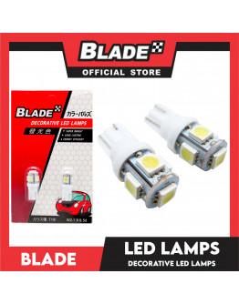 Blade Decorative LED Lamps T10-5LED 5050 (Whte)