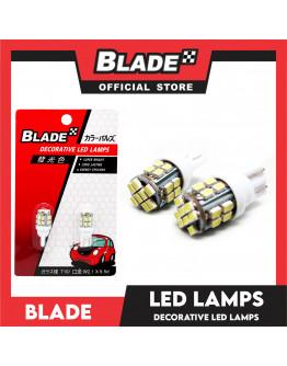 Blade Decorative LED Lamps T10-24LED 12V (White)