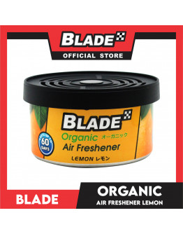 Blade Organic Air Freshener Lemon 36g.