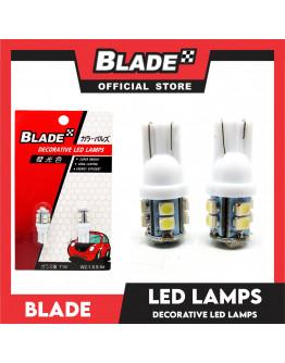 Blade Decorative LED Lamps T10-10LED 12V (White)