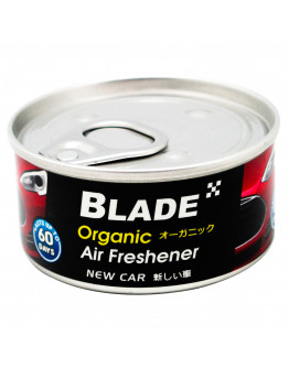 Blade Organic Air Freshener New Car 36g.