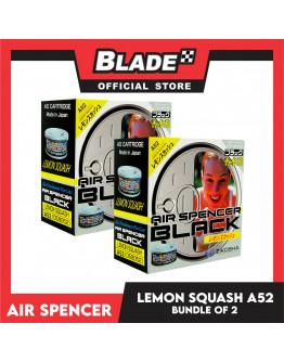 Air Spencer Car Air Freshener Can Lemon Squash