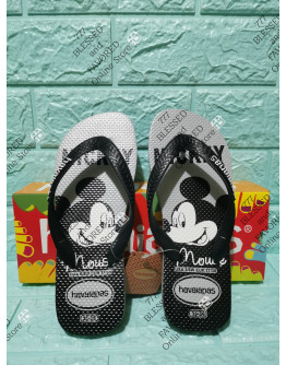 HAVAIANAS SLIPPERS: MICKEY MOUSE